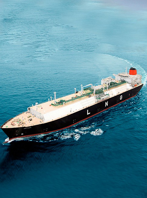 LNG - The Only Viable Fuel